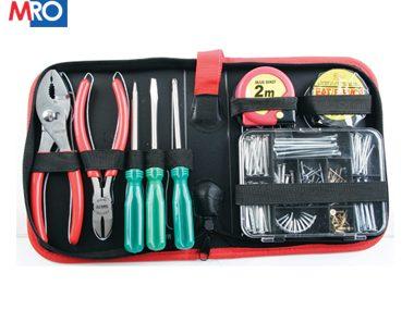 bộ dụng cụ 9 chi tiết Smato được trang bị bởi nhựa cứng và cao su mềm