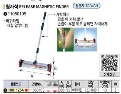 Dụng cụ hút đinh có nam châm Smato Korea (2021.06.28)