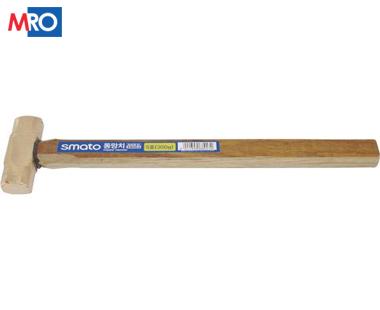 Búa đồng cán gỗ Smato CH 700g