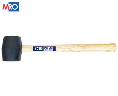 Búa cao su cán gỗ Hanshin