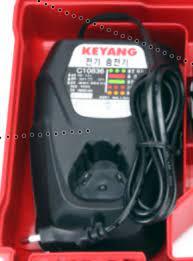 Bộ sạc pin Keyang thường 10.8V (Dùng cho Model: DD-1202L-2) (2021.07.20) <br /> Stock