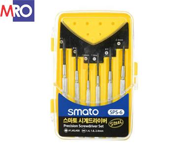 Bộ tô vít siêu nhỏ SPS-6 Smato