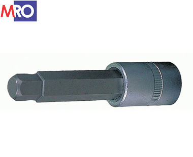 Đầu khẩu chuôi lục giác đực  1/2″ D10 Smato