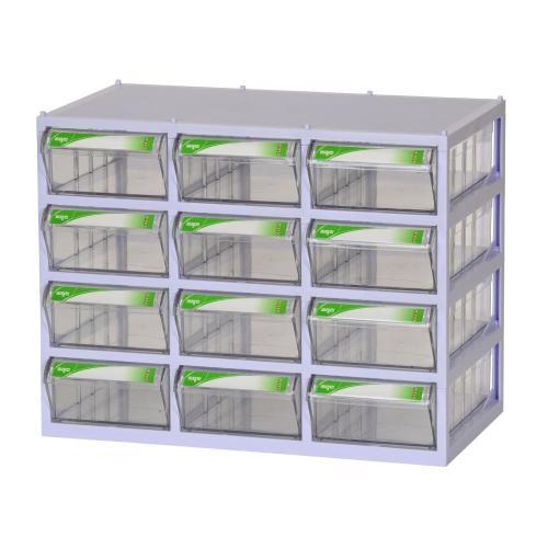 Hộp đựng linh kiện 12 ngăn Choongang CA509 (2021.09.10 <br /> Order )